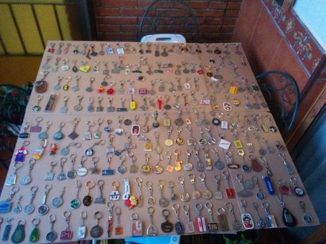 Colección De Llaveros
