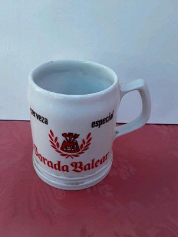 Dorada Balear , Jarra De Cerveza