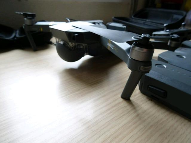 DRON DJI MAVIC PRO - foto 2