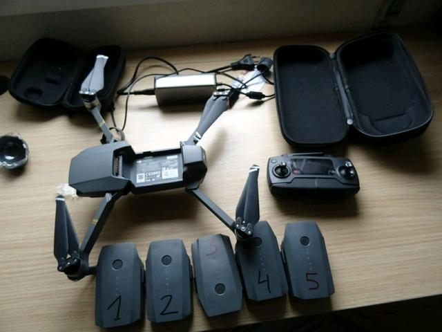 DRON DJI MAVIC PRO - foto 1