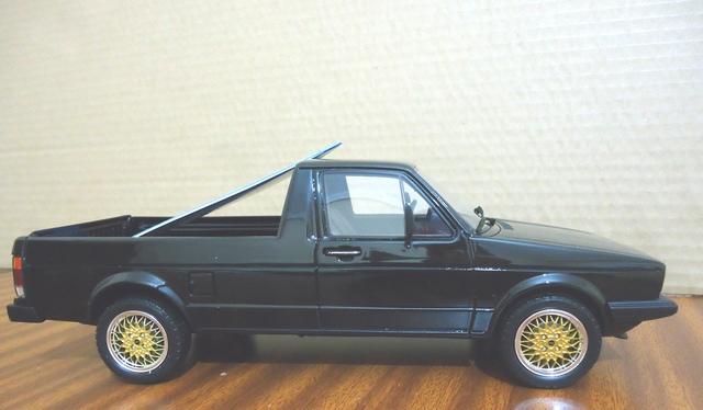 Volkswagen Caddy Pickup 1:18