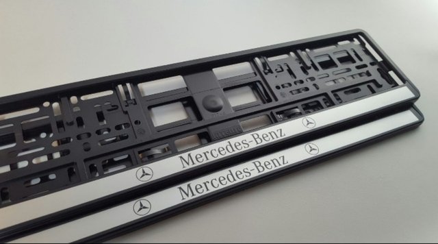 Mercedes Benz CLC160 CLC180K CLC200K CLC220 CDI delantero 2 Discos De Freno Y Almohadillas