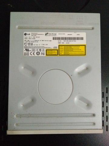 LECTORA/GRABADORA CD-DVD LG GSA-4163B - foto 1