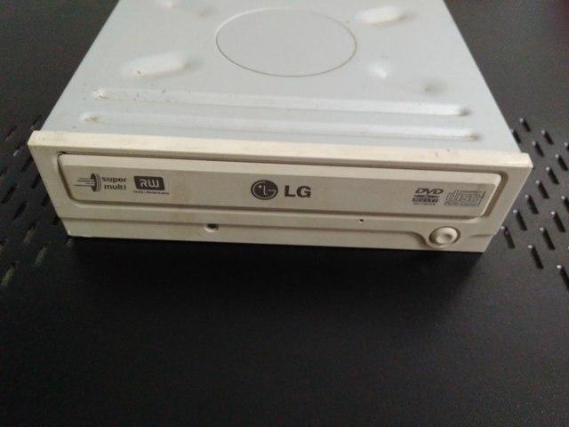 LECTORA/GRABADORA CD-DVD LG GSA-4163B - foto 2