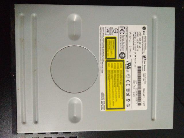 LECTORA/GRABADORA LG GDR-8163B DVD-ROM - foto 1