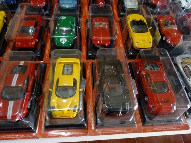 Colección Coches Ferrari