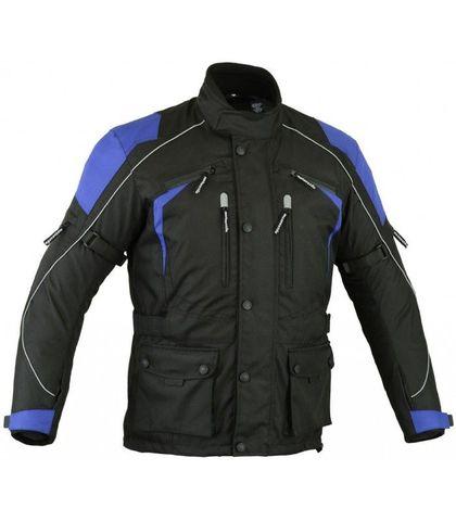 Held hombre Softshell chaleco Negro Elástico Resistente Al Viento Con Reflex