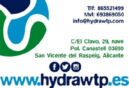 CURSOS HIDROGRAFICOS WATER TRANSFER - foto 2
