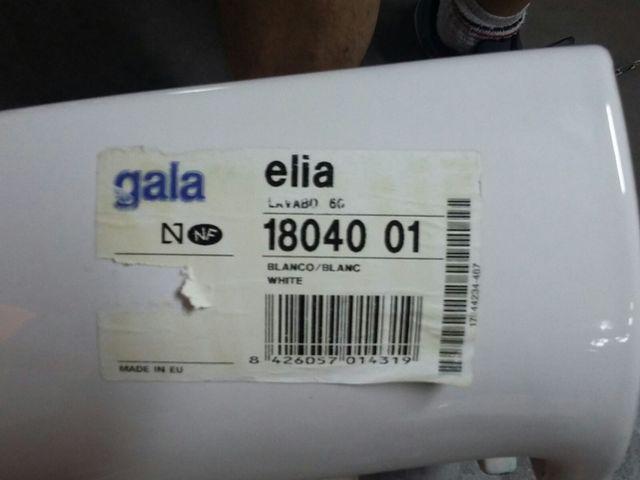 Lavabo Gala Elia.Se Vende Lavabo Gala Elia