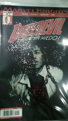 Comic Marvel Daredevil
