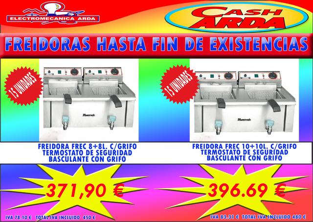FREIDORAS ELECTRICAS DOBLES - foto 1