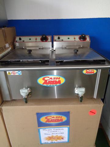 FREIDORAS ELECTRICAS DOBLES - foto 3