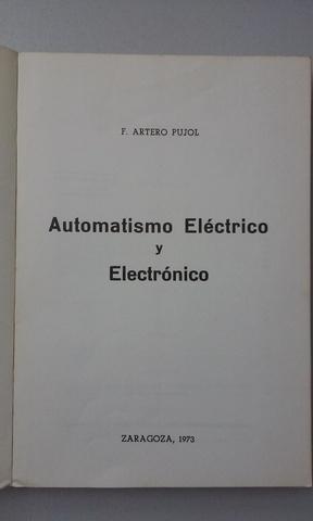 AUTOMATISMO ELECTRICO Y ELECTRONICO - foto 6
