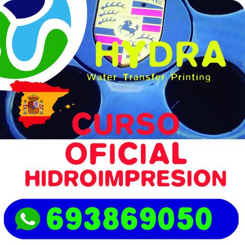 CURSO HIDROIMPRESION SEVILLA - foto 1