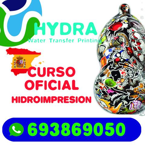 CURSO HIDROIMPRESION ZAMORA - foto 1
