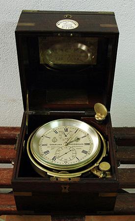 Cronometro Marino - Reloj De Barco