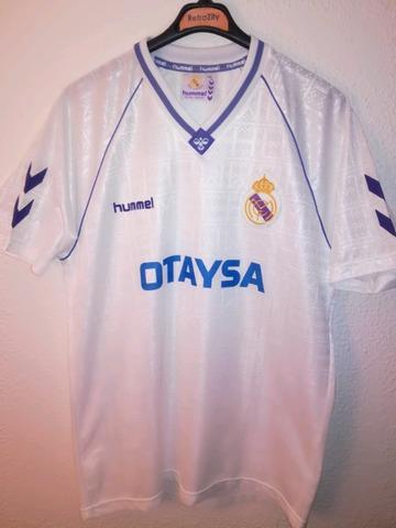 HUMMEL REAL MADRID 1990-1991 OTAYSA - foto 1