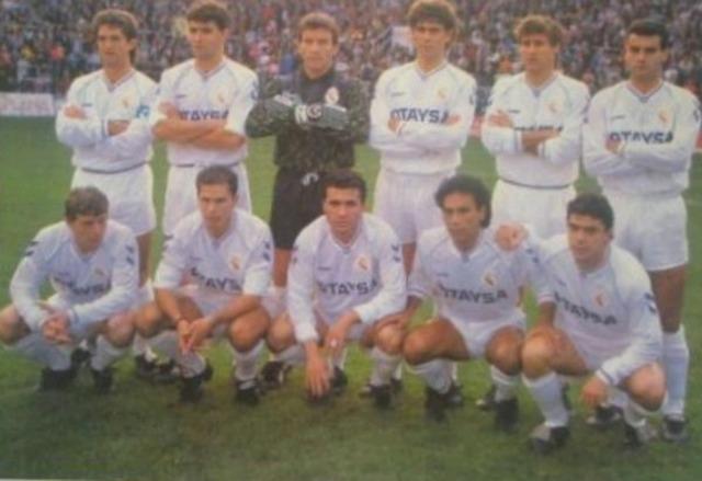 HUMMEL REAL MADRID 1990-1991 OTAYSA - foto 5