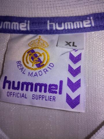 HUMMEL REAL MADRID 1990-1991 OTAYSA - foto 7