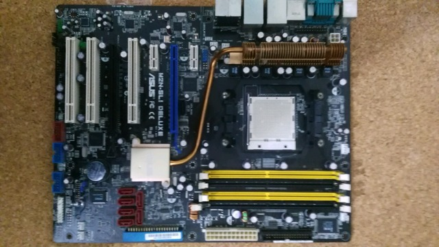 PLACA 775 MSI 662MV - foto 2