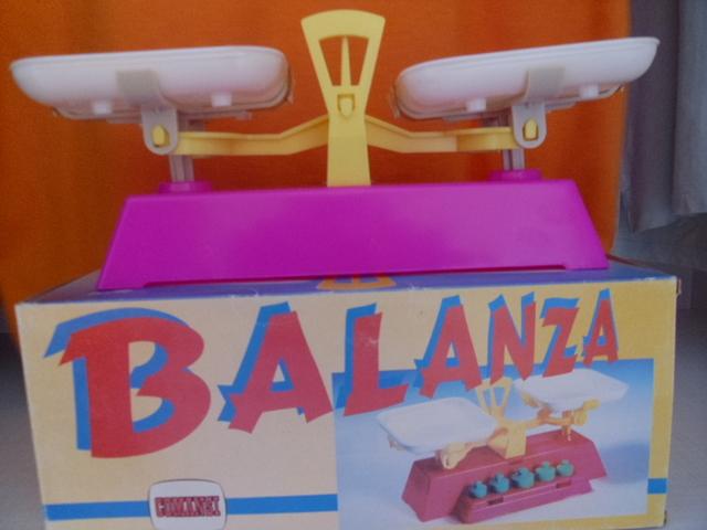 Balanza Comansi