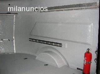 REMOLQUE CERRADO FIBRA MOTOS KART QUADS - foto 5
