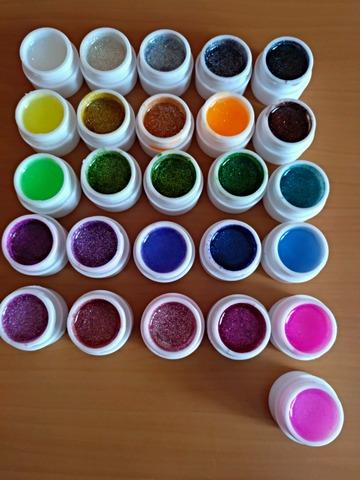 Colores Gel Uv Para Uñas