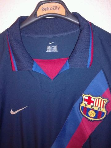 NIKE FC BARCELONA 2002-2003 - foto 2