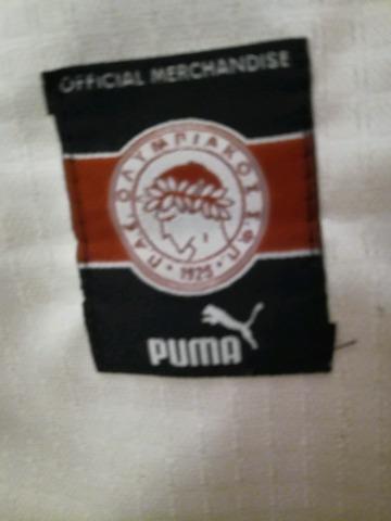 PUMA OLYMPIAKOS 1999-2000 NUEVA - foto 2
