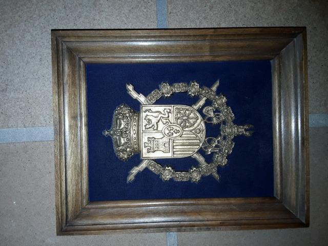 Escudo De Armas Del Rey De España