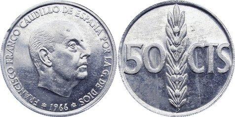Monedas  De  Francisco  Franco