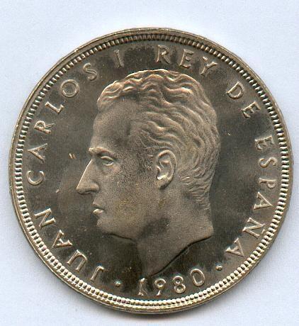 Monedas  De  Juan Carlos I