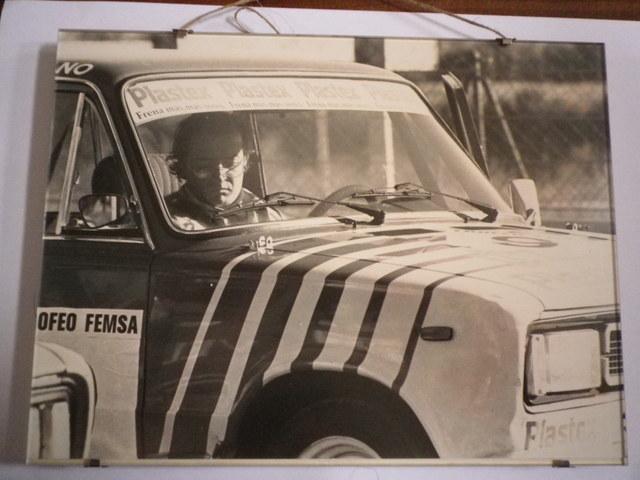 Fotografia Rally Trofeo Femsa De Los 70