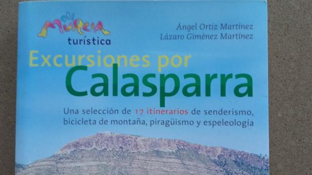 LIBRO/ GUÍA  DE CALASPARRA - foto 1