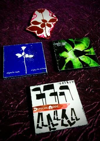 Depeche Mode - Imanes