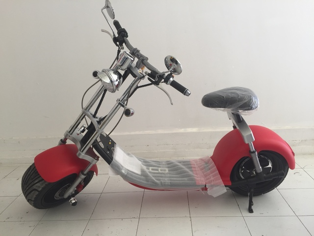 SCOOTER HARLEY LUXE INR  2000 WATIOS - foto 2