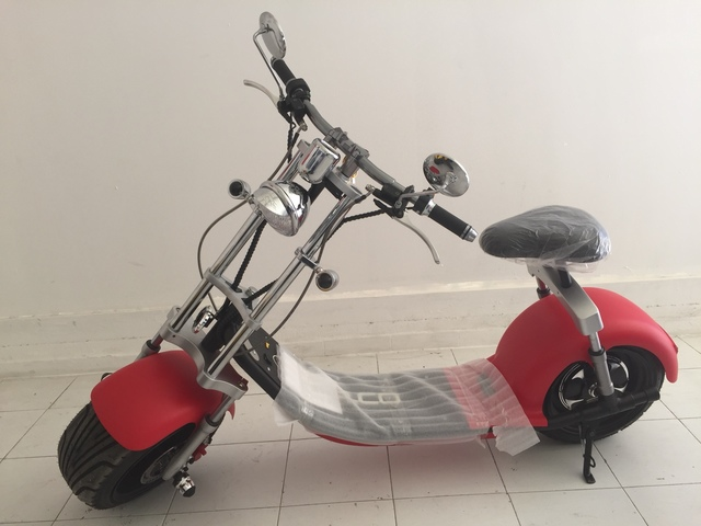 SCOOTER HARLEY LUXE INR  2000 WATIOS - foto 3