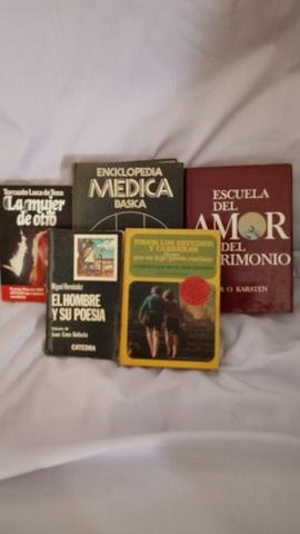 VARIOS LIBROS TODOS IMPECABLES - foto 9