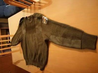 Policia Nacional Marrones Uniforme