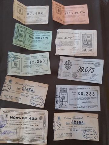 Participaciones De Lotería Nacional