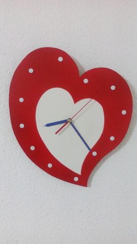 Relojes De Pared Discos  Vinilo Y Chapa