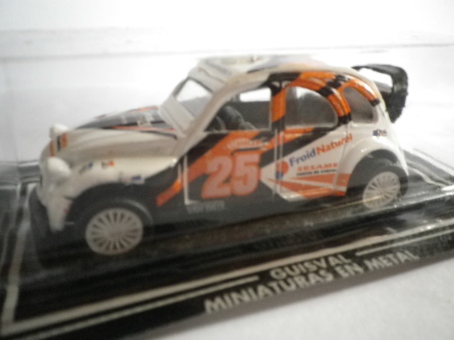 Citroen 2Cv Rallye
