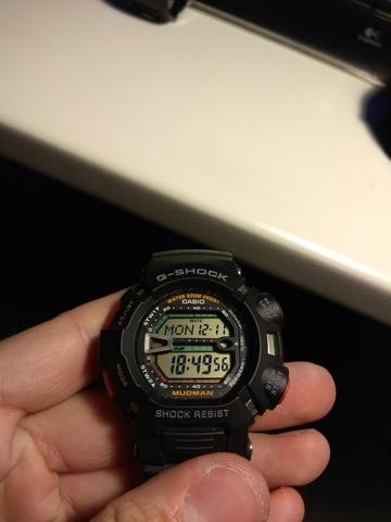 Casio G Shock Mudman G-9000 (Nuevo)
