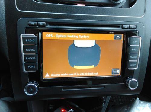 VW SEAT SKODA DVD RNS 510 V16 2018/2019