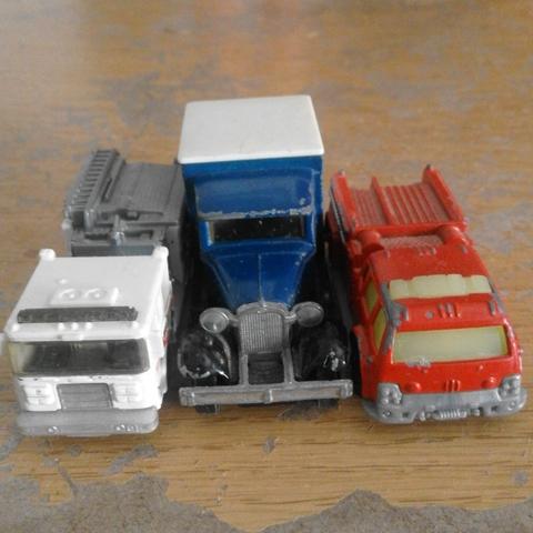 Anuncios com Mil Anuncios Juguete Mano Camiones De Y Segunda QshotdCBrx