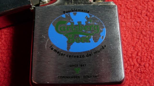 ZIPPO CERVEZA CARLSBERG - foto 2