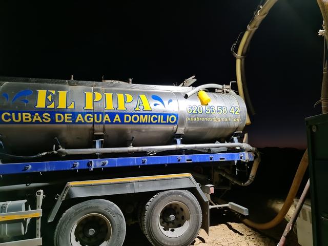 DISTRIBUCIÓN DE AGUA EL PIPA - foto 7