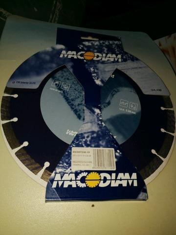 Disco De Diamante Para Radial 230.