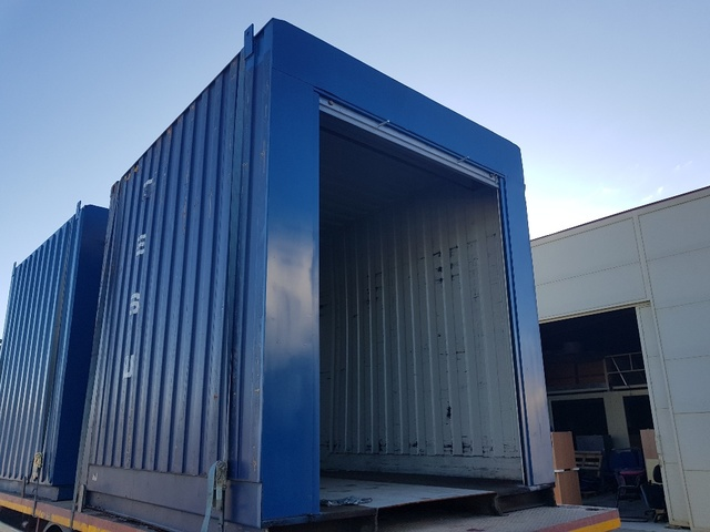 CONTENEDORES HIGH CUBE PALLET WIDE - foto 2