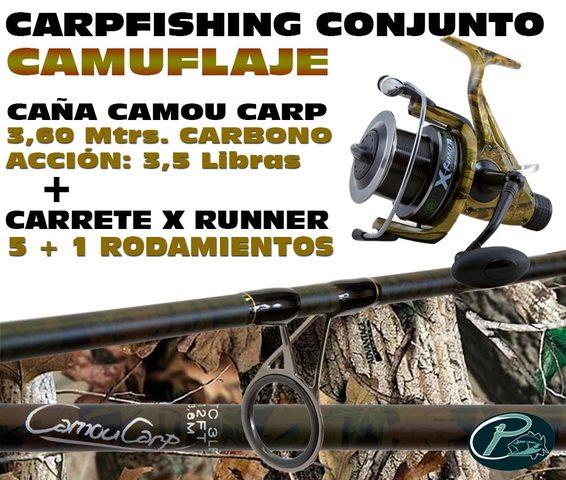1ef081f39c0 MIL ANUNCIOS.COM - Carpfishing. Sección pesca carpfishing en ...